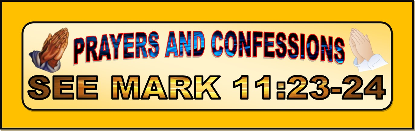 PRAYERS AND CONFESSIONS HEADER 1-1-2021